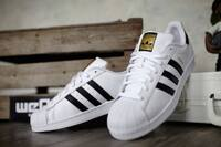 Giày Adidas Superstar gold stamp