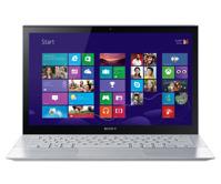 Laptop Sony Vaio Pro 13 SVP1321ACX - Intel core i5-4200U 1.6Ghz, RAM 4G, HDD 256G SSD, DVD, 13' FHD CẢM ỨNG, WIN 8)