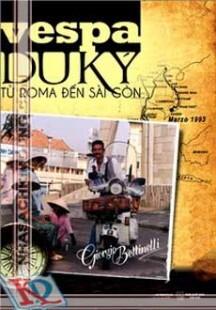 Vespa du ký từ Roma đến Sài Gòn