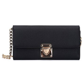 Ví nữ Cellini thời trang-Black-BAW2-31000003