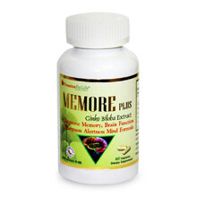 Viên bổ não Vitamins For Life Memore Plus 60 viên