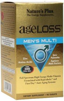 Viên bổ sung dinh dưỡng cho nam giới AgeLoss Men's Multi