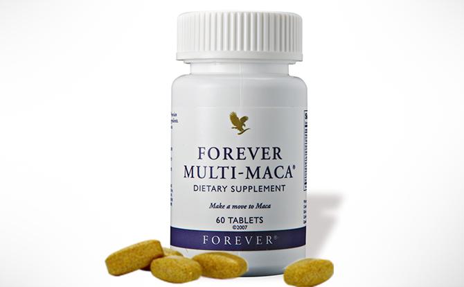 Viên bổ sung dinh dưỡng Forever Multi-Maca
