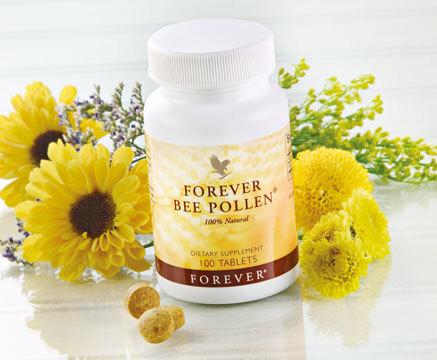 Viên bổ sung dinh dưỡng Forever bee pollen