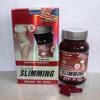 Viên giảm cân Gold Slimming