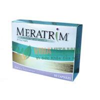 Viên giảm cân Meratrim
