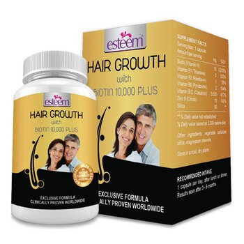 Viên giúp mọc tóc Esteem Hair Growth