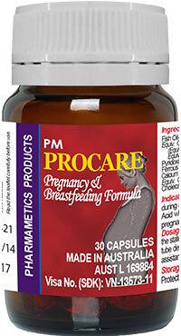 Viên nang bổ sung DHA PM Procare