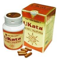 Viên nang Ukata hỗ trợ điều trị ung thư