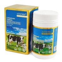 Viên ngậm sữa bò non Colostrum Tablets 200 viên/hộp