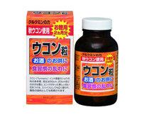 Viên nghệ giải rượu, giải độc tố gan Nhật Bản 750 viên