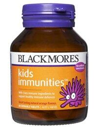 Viên nhai tăng sức đề kháng cho bé Kid Immunities Blackmore