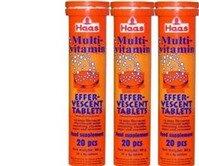 Viên sủi HAAS Multi-vitamin