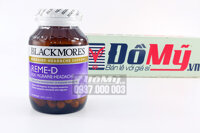 Viên uống Blackmores Reme-D 60 viên