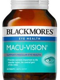 Viên uống bổ mắt Macu-Vision BlackMores - 90v
