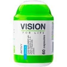 Viên uống bổ sung sự thiếu hụt dinh dưỡng cho cơ thể khỏe mạnh Aktivy