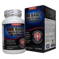 Viên uống bổ sung vitamin & khoáng chất PHARMEKAL One Daily Multi-vitamin And Minerals 60 viên