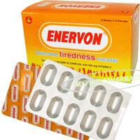 Viên uống bổ sung vitamin B Enervon