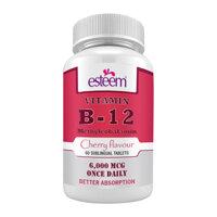 Viên uống bổ sung Vitamin B12 Esteem 60 viên