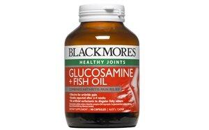 Viên uống bổ xương khớp Glucosamine Fish Oil Blackmores 90 viên