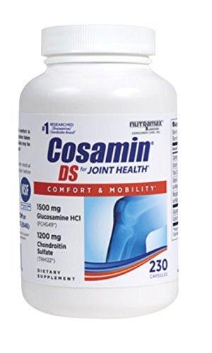 Viên uống bồi bổ sụn khớp Cosamin DS – 230 viên