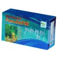 Viên uống chiết xuất từ rong biển Fucoidan FucoAntiK