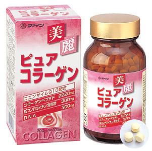 Viên uống chống lão hoá Fine Pure Collagen (Collagen Fine Pure) Chống nhăn, nám và tàn nhang – 375 viên