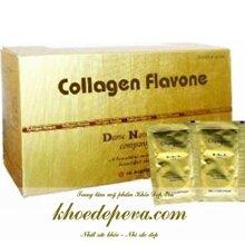 Viên uống chống lão hóa Collagen Flavone uống đẹp da