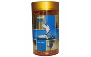 Viên uống dầu cá Omega 3 Costar 1000mg 100 viên