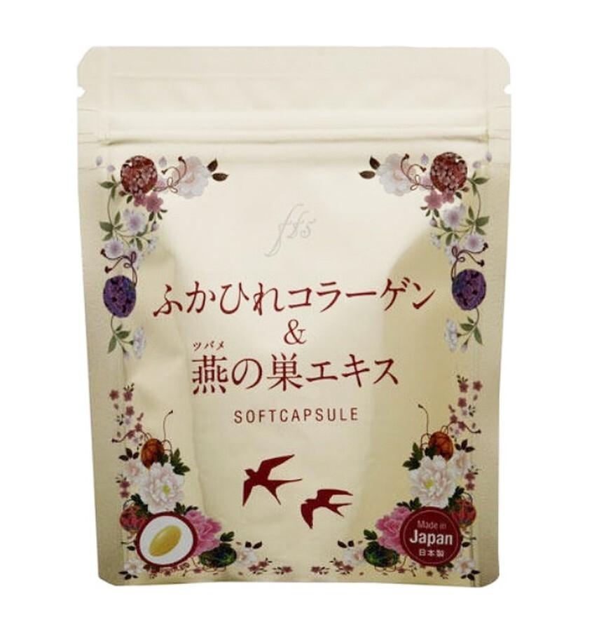 Viên uống đẹp da collagen và Nhau thai Softcapsule