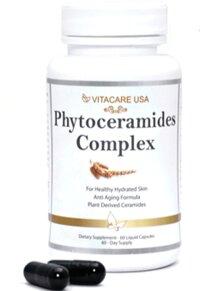 Viên uống đẹp da Vitacare Phytoceramides Complex 60 viên