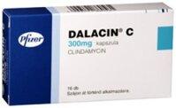 Viên uống điều trị bệnh đường hô hấp Dalacin C