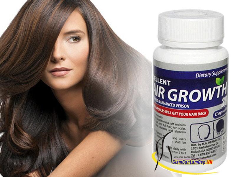 Viên uống dưỡng tóc HA Excellent Hair Growth