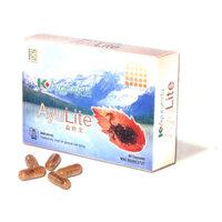 Viên uống giải độc và tăng cường chức năng gan AyuLite