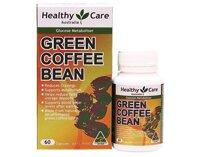 Viên uống giảm cân an toàn Healthy Care Green Coffee Bean 60 viên