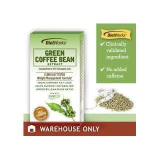 Viên uống giảm cân Green Coffee Bean