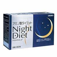 Viên uống giảm cân Orihiro Night Diet 60 gói