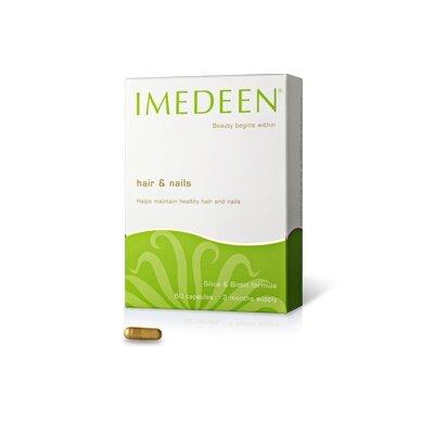 Viên uống giảm rụng tóc, cải thiện móng chắc khỏe Imedeen Hair and Nails