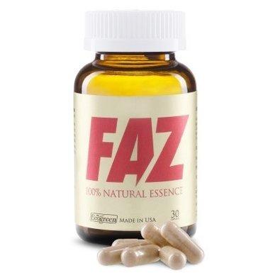 Viên uống hạ mỡ máu, ổn định cholesterol Faz 30 viên