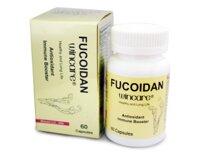 Viên uống hỗ trợ hệ miễn dịch nâng cao sức khỏe Fucoidan Wincare