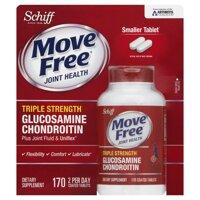 Viên uống hỗ trợ và điều trị các bệnh về Xương Khớp Schiff Move Free Total Joint - 170 viên