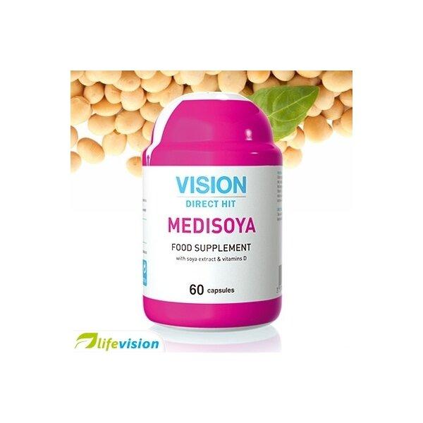 Viên uống kéo dài tuổi thanh xuân Vision Medisoya