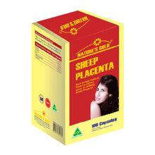 Viên uống nhau thai cừu Nature's Gold Sheep Placenta 100 viên