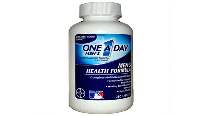 Viên uống One A Day Men Health Formula Vitamins, 250 viên, xuất xứ Mỹ