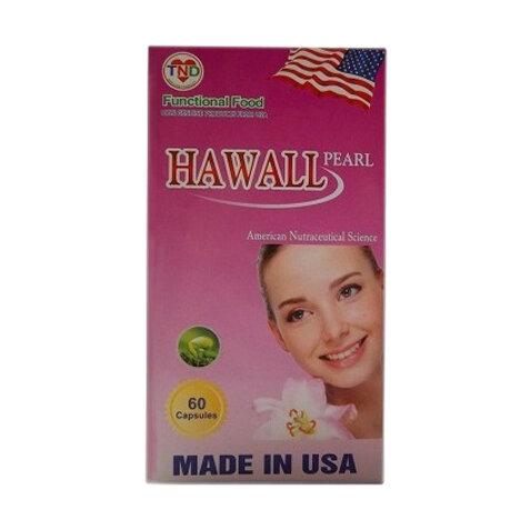 Viên uống phục hồi chức năng phái đẹp Hawall Pearl
