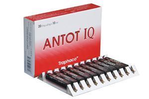 Viên uống phục hồi sức khỏe Antot IQ