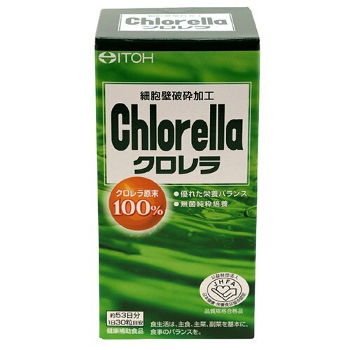 Viên uống tảo chlorella ITOH Chlorella