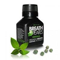 Viên uống thơm miệng Breath Pearls Original Freshens Breath Soothes The Stomach 50 viên