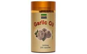 Viên uống tinh dầu tỏi Garlic Oil Costar Úc 3000mg hộp 200 viên