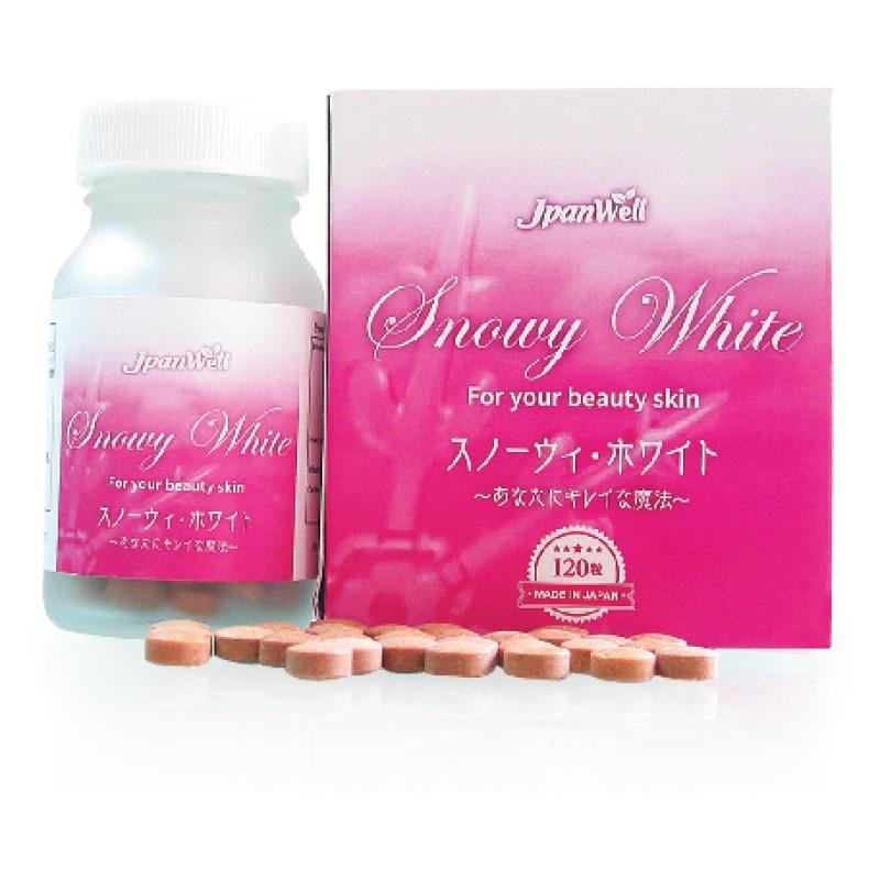 Viên uống trắng da Nhật Bản Snowy White 120 viên